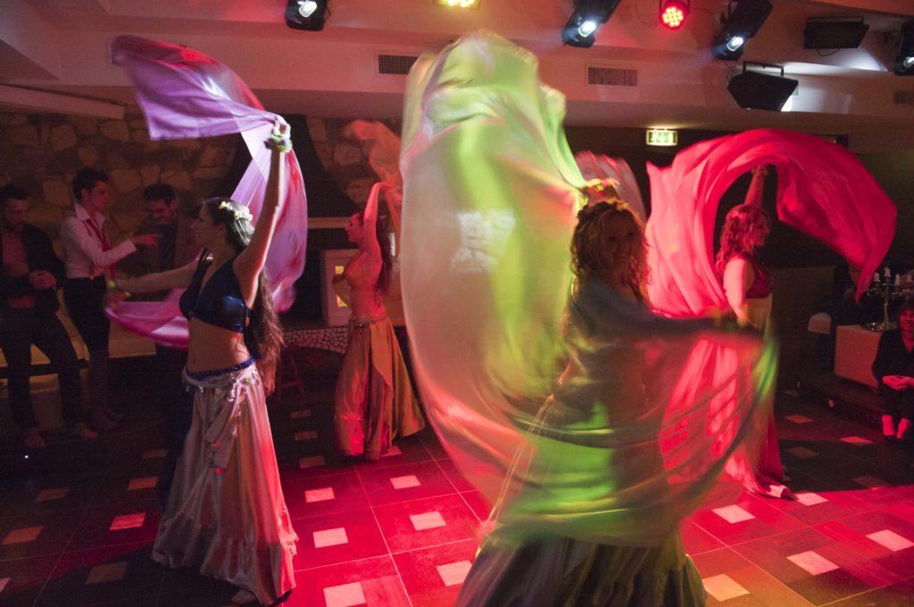 sequenze coreografiche danza del ventre - prima parte