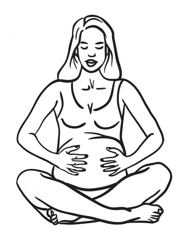 danza del ventre in gravidanza - metodo shamsa ra