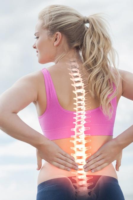 catena muscolare e mal di schiena